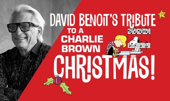 David Benoit's Tribute To A Charlie Brown Christmas!
