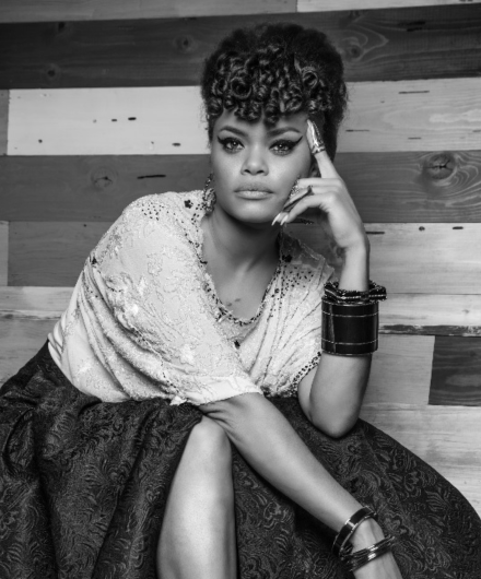 Photograph of Andra Day