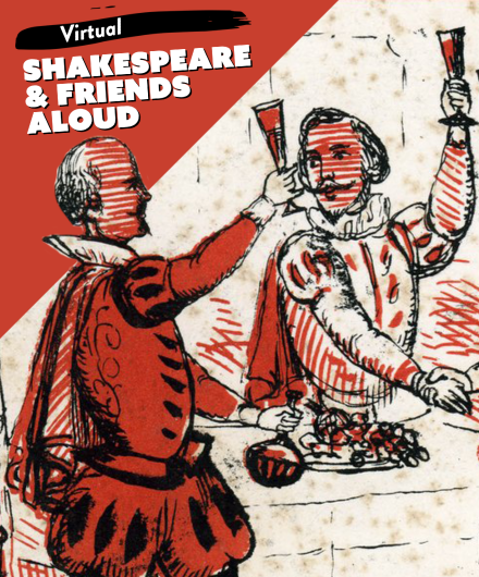 Virtual Shakespeare and Friends Aloud
