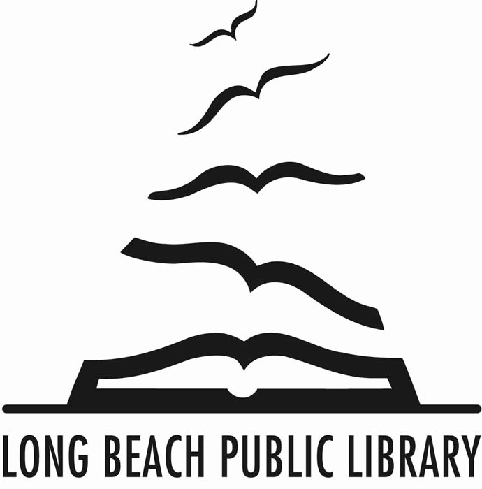 Long Beach Public Library logo